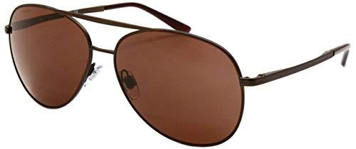 Giorgio Armani Unisex AR6030 Sonnenbrille, Schwarz (Black 300171), One size (Herstellergröße: 60)