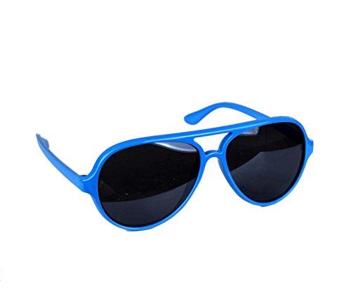 Lunettes de soleil - enfant mixte Bleu