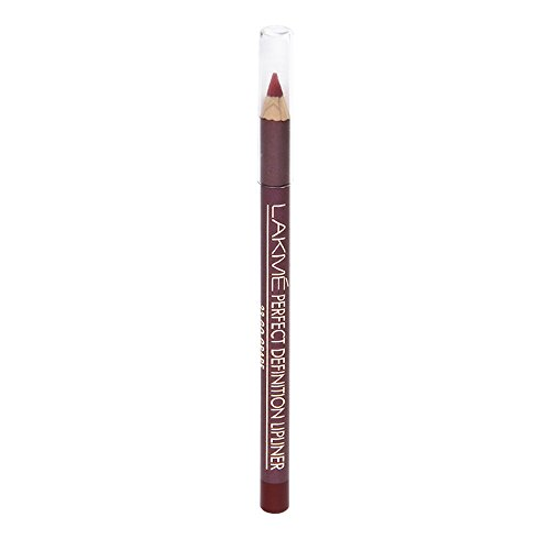 Lakme Perfect Definition Lip Liner, Go Grape, 1.15g