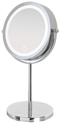 FERIDRAS 178033 Soutien avec LED, ABS, Miroir, 4 x 19 x 19 cm