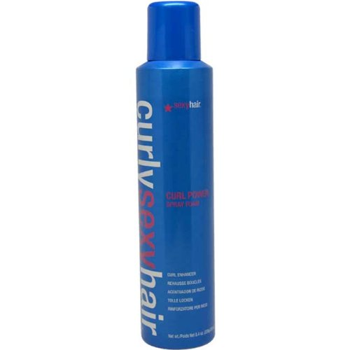 sexyhair Curly Curl Power Spray Foam