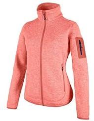 CMP Mujer 3h14746Chaqueta, primavera/verano, mujer, color Peach-Flamingo, tamaño D36