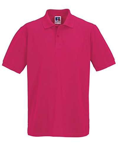 Russell Athletic - Polo - Femme * taille unique Fuchsia