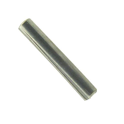 Kegelkerbstift DIN 1471 Stahl blank 8 x 45 - 100 Stück