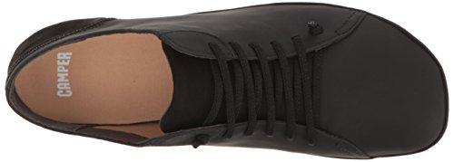 CAMPER, Scarpe stringate donna nero Schwarz (mugello negro lara negro/pina derma off) Schwarz (mugello negro lara negro/pina derma off)