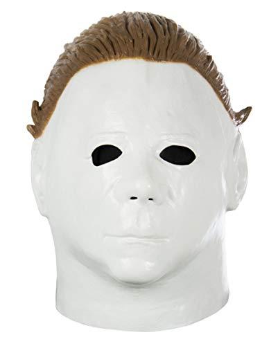 rs Maske Economy aus Halloween 2 für Horrorfilm Fans ()