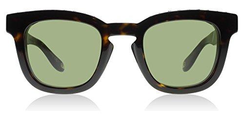 Givenchy Unisex-Erwachsene GV 7006/S 1E 086 Sonnenbrille, Braun (Dark Havana/Green), 48
