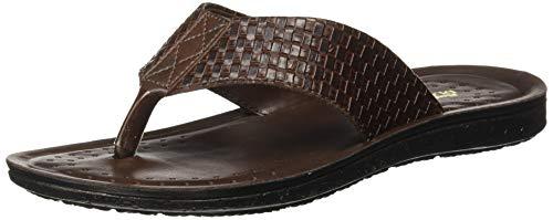 BATA Men's Nivon Th Hawaii Thong Sandals