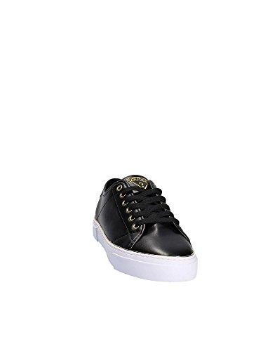 Guess Rimma donna, sintetico, sneaker bassa Black