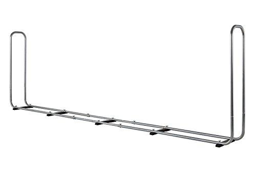Wolfcraft 5125000 Legnaia modulare XXL per accatastare i tronchetti di legna