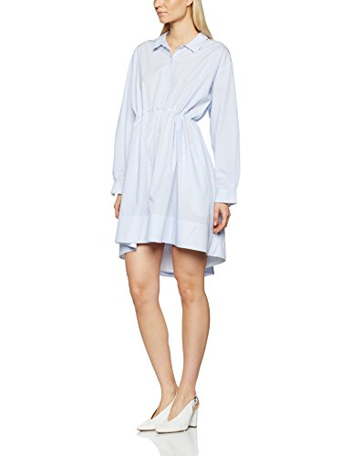 french-connection-smithson-stripe-cttn-ls-flrd-robe-femme-blau-blue-40-taille-fabricant-12