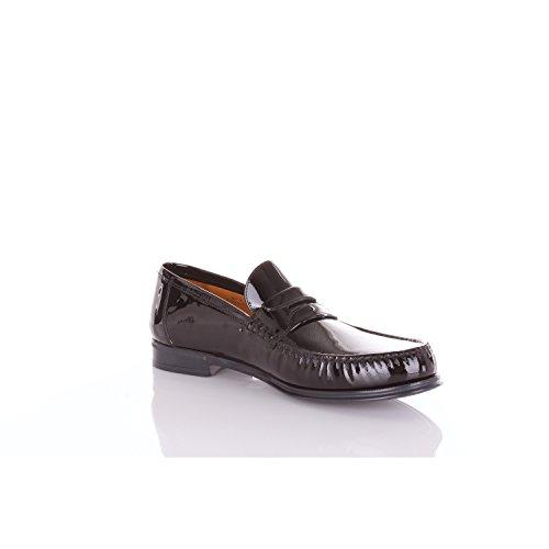 Dolce & Gabbana A30003A1153 Mokassins Harren Schwarz