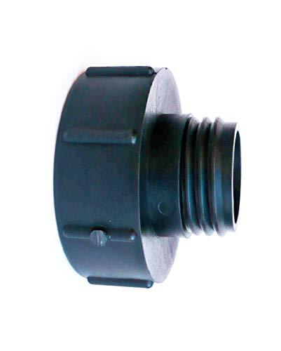 Farm & Field Heavy Duty IBC Adaptor to Double Compression