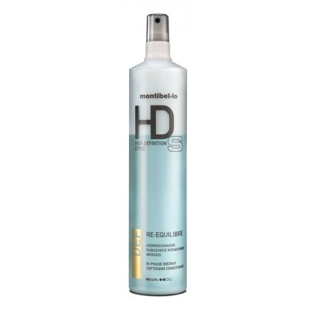 MONTIBELLO DEF HDS RE-EQUILIBRE 400 ML.