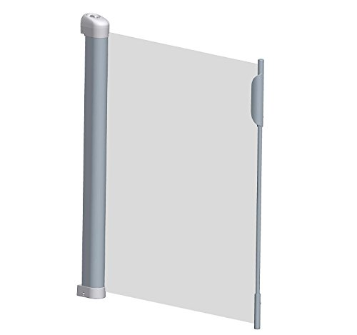 Babysecurity Ausziehbares Tür Und Treppenschutzgitter Rollo Aluminium - 6