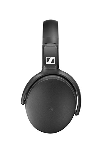 Sennheiser HD 4.50 Special Edition kabelloser Over-Ear-Kopfhörer mit Noise-Cancelling, mattschwarz - 4