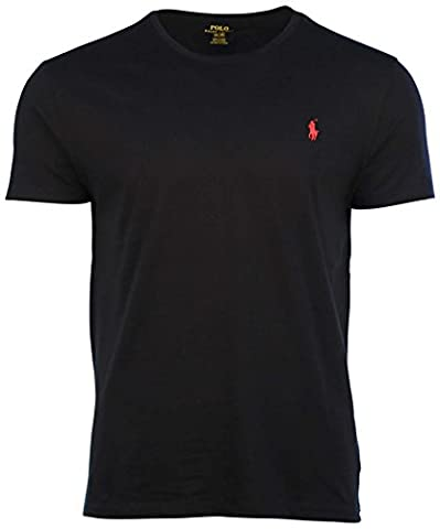 T-shirt Ralph Lauren coupe classique - RL Black - Small