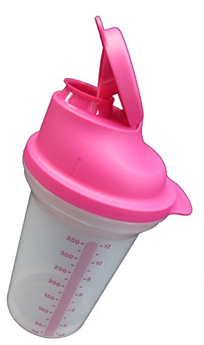 TUPPERWARE Shaky Frische-Mix Mini-Shaker 350 ml PINK Mini-Mix-Fix 6616 -