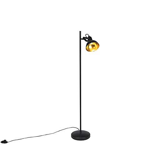 Stehlampe Zuleitung 180 cm mit Druckschalter