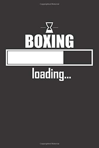 Boxing Loading: Small blank sketchbook (6