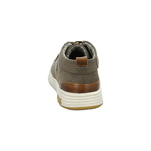 Bugatti Herren 322284011400 Hohe Sneaker Braun