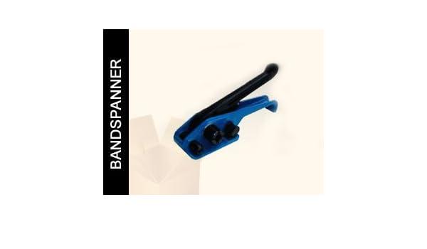 Bandspanner Umreifungsgerät Einhebelspanner 9-19 mm