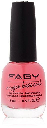 Faby Oxygen Base Coat, 15 ml
