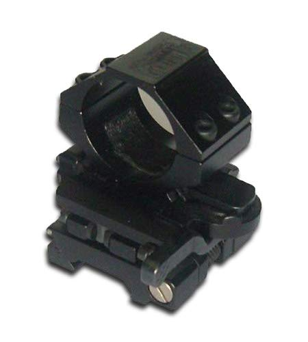 JS-Tactical Softair Aluminium Schlitten für Magnifier 30 mm (JS-MOUNT6)