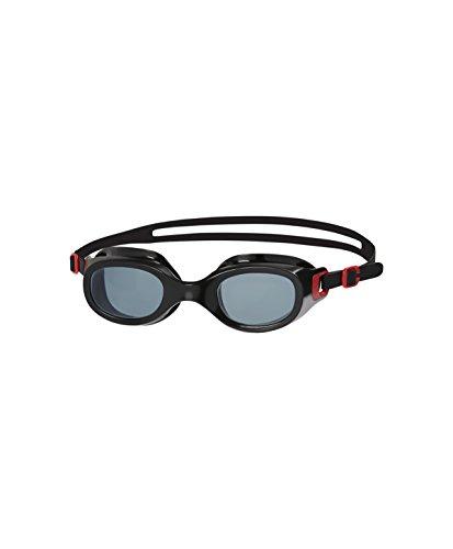 Mainline Erwachsene Futura Classic Goggles, Red/Smoke, One Size