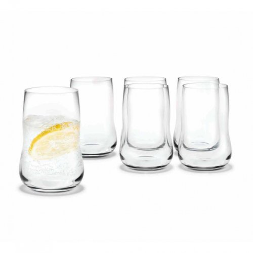Future Glas 6er-Set, 25cl