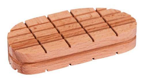 Holzklotz für Technovit Demotec Technobase 112 mm 100 Stück