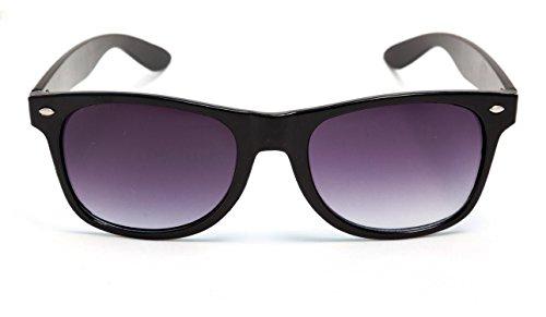 1c363e0828 Buy THEWHOOP Wayfarer Unisex Sunglass(Black