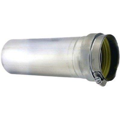 Z-Flex Z-Vent 3 x 2' Stainless Steel Vent Pipe (2SVEPWCF0302) by Z-Vent