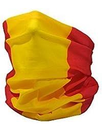 Ruffnek Bandera de France//Franc/és Tricolor Multifuncional Calentador de Cuello