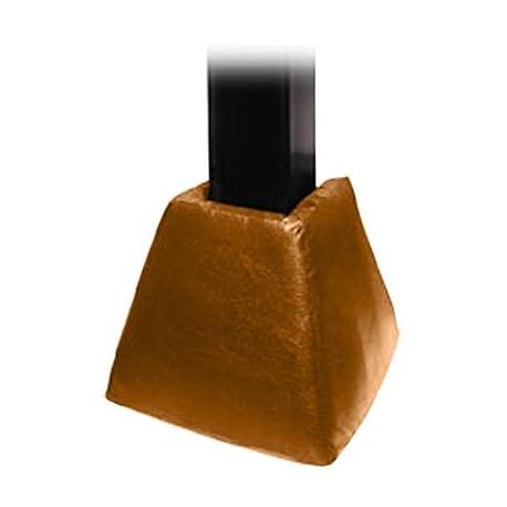Primer Equipo ft80g foam vinyl Gusset Pad para 6 x 8 en Manivela ajustar base solo 44 Sienna naranja