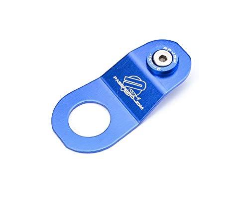 Blue PWJDM Support de radiateur anodisé pour Civic EJ EK 1996-2001