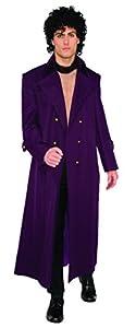 Forum Novelties 78122Rock Royalty tamaño de la chaqueta, en el pecho 42-44-inch