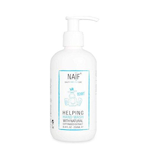 Naïf jabón manos infantil | desinfecta | 250 ml