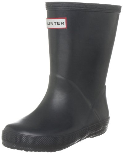 Hunter Unisex-Adult Kids First Navy Wellington Boot W24133 8 UK