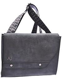6db7961e865c0 Armani Jeans borsa uomo a tracolla borsello originale vintage grigio