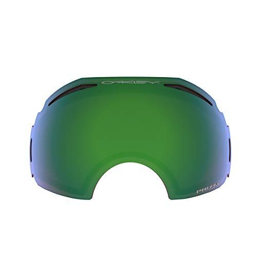 Oakley Airbrake Ersatz-Brillenglas Einheitsgröße Prizm Jade Iridium - Von Oakley Linsen Jade