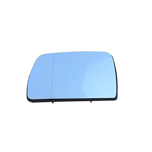 Sengear 1paio riscaldata anta a specchio in vetro blu e