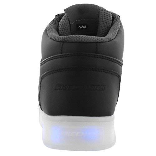 Zoom IMG-3 skechers energy lights sneaker bambino