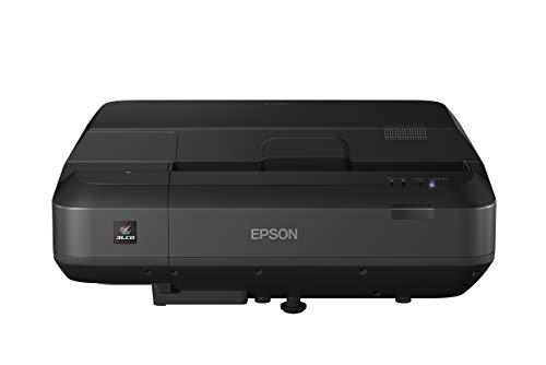 Epson EH-LS100 Laser Ultrakurzdistanz 3LCD Projektor (Auflösung 1.920 x 1.200p, Full HD, 4.000 Lumen Weiß- und Farbhelligkeit, Kontrastverhältnis 2.500.000:1) - 1080p Laser-projektor