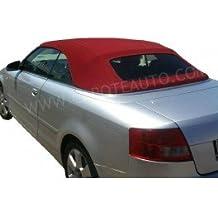 capoteauto.com-Capote para Audi A4 cabrio burdeos