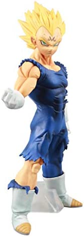 QYSZYG Jouet Jouet Jouet Statue Dragon Ball Jouet Statue Saiyan Super Saiyan Animation Végéta Autour de 25CM | Outlet  e55a33