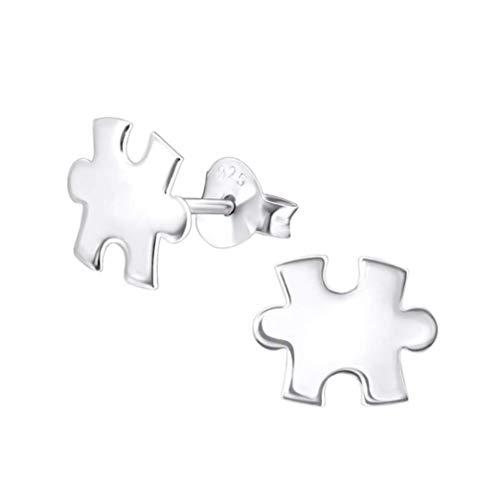 Plain–Pendientes–plata de ley
