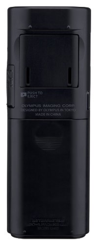 Best Price Olympus VN-713PC Voice Recorder – 4GB Flash Memory, WMA/MP3, Black Special
