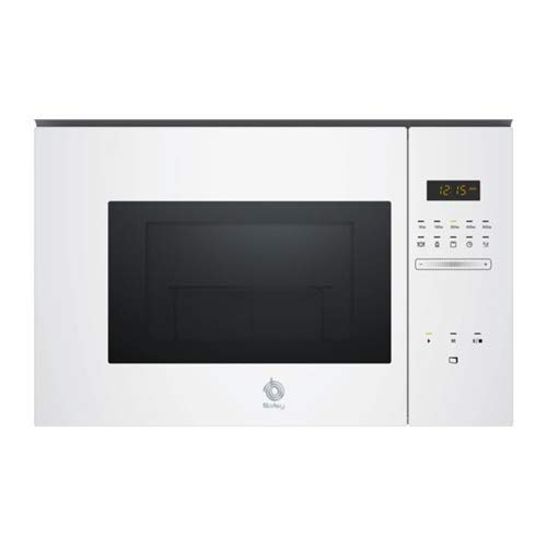 Balay 3CG5172B0 Integrado - Microondas integrable / encastre con grill, 800 W...