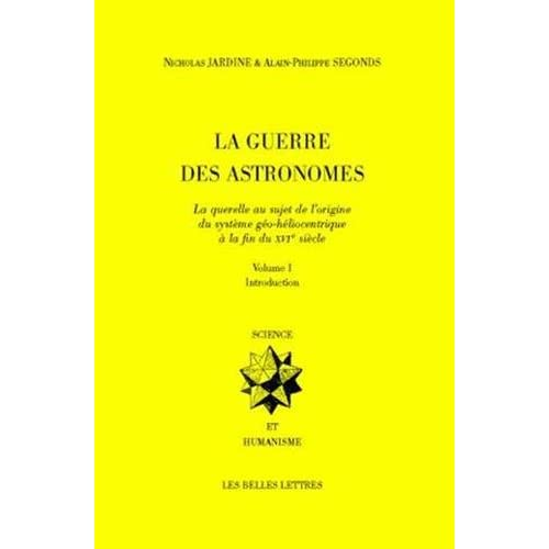 La guerre des astronomes T1